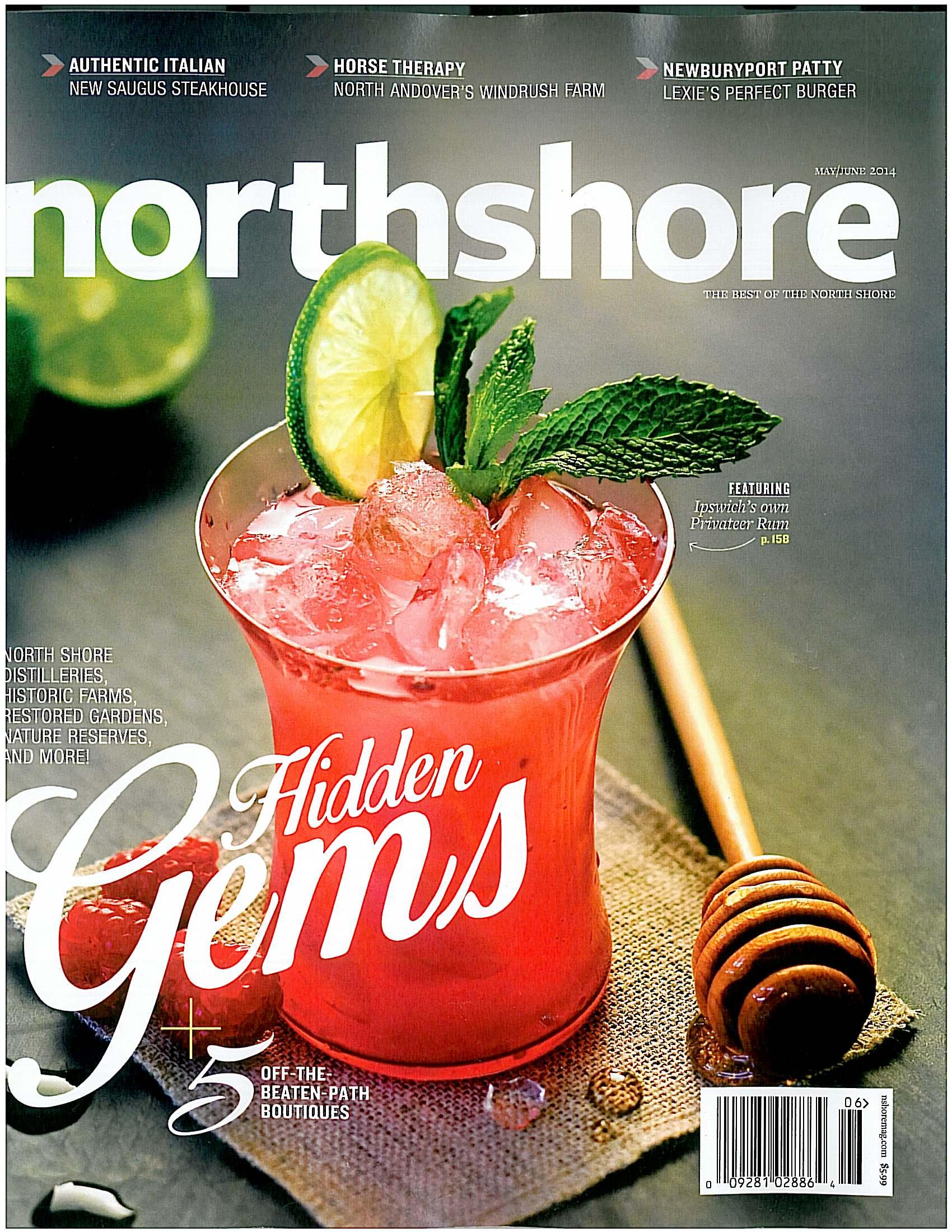 Windrush Farm in Northshore Magazine 2014